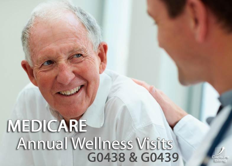 Medicare G0438 - G0439: Annual Wellness Visit Codes