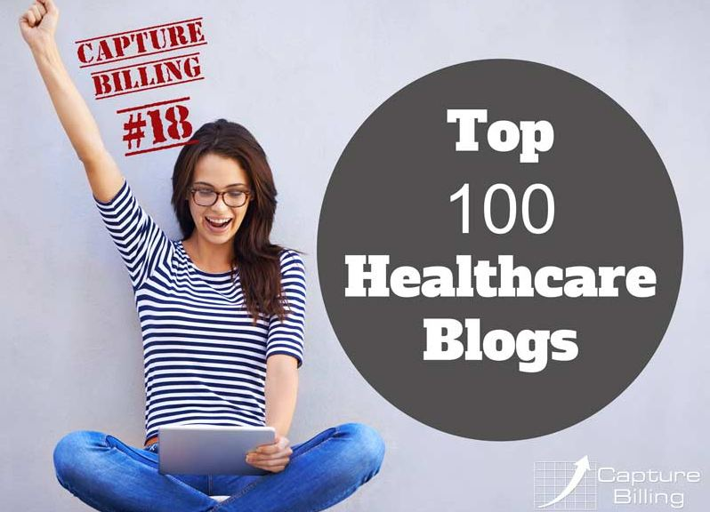 Capture Billing Listed in Top 100 Healthcare Blogs