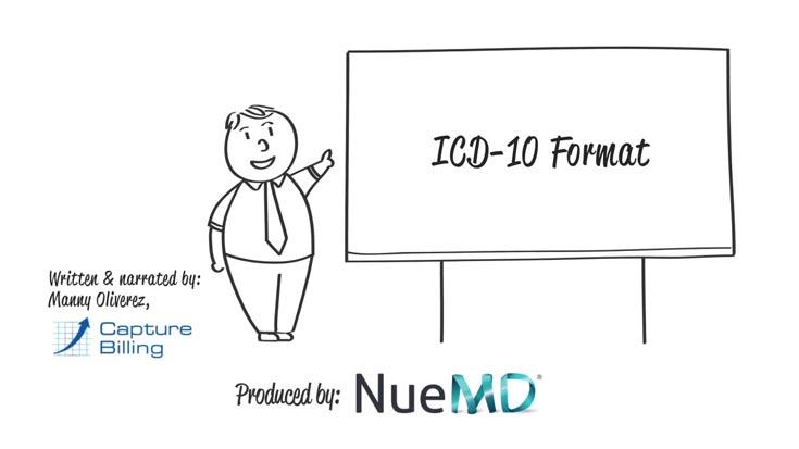 ICD-10 Basics - Format