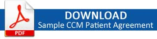 Download Sample CCM Patient Agreement