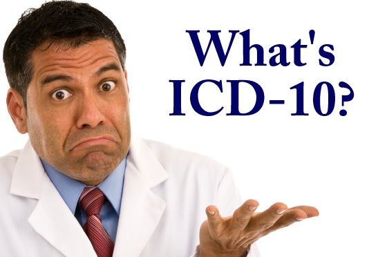 Ready Or Not Here Comes ICD-10
