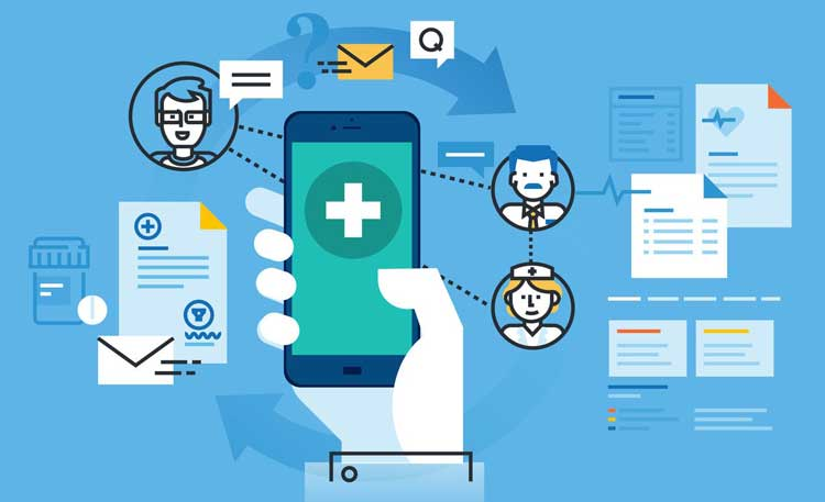 Telehealth on your cell phone