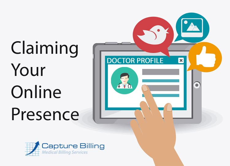 Claiming Your Online Presence for Your Medical Practice