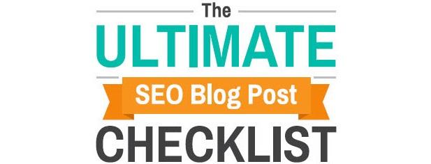 Ultimate SEO Blog Checklist for Healthcare