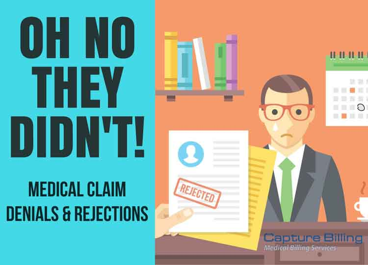 Medical Claim Denials and Rejections in Medical Billing