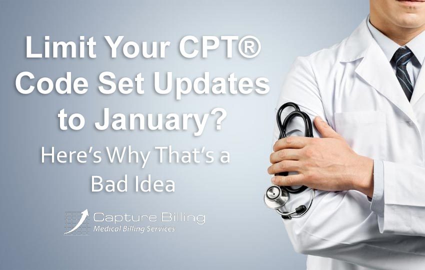 CPT Code Updates January